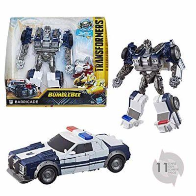 Transformers - Barricade (Energon Igniters Nitro Series), E0755ES0