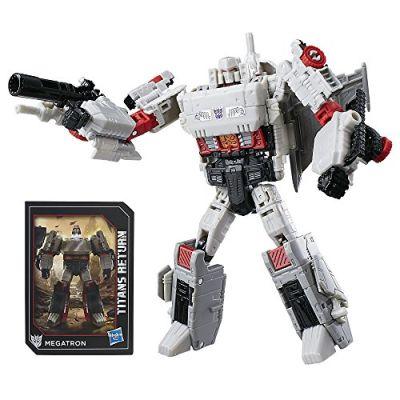 Transformers Generazioni Titans Return Megatron e Doomshot