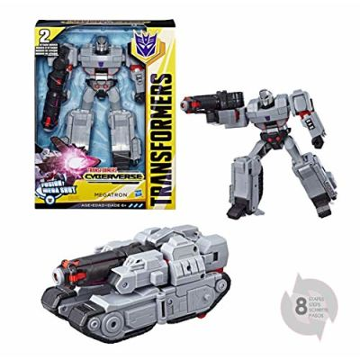 Transformers - Megatron (Cyberverse Ultimate Class), E2066ES0