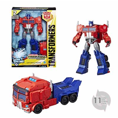 Transformers - Optimus Prime (Cyberverse Ultimate Class), E2067ES0