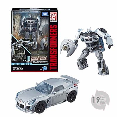 Transformers Studio Series - Autobot Jazz 10 (Deluxe Class), E0745ES0