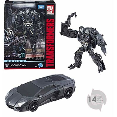 Transformers Studio Series - Lockdown 11 (Deluxe Class), E0747ES0