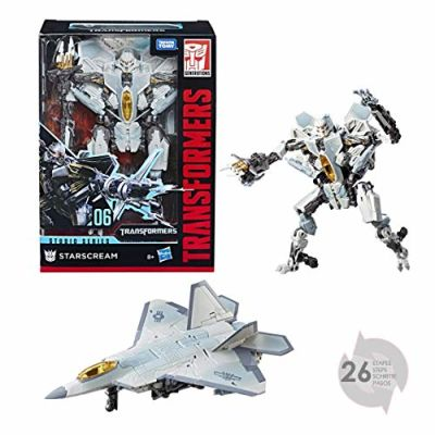 Transformers Studio Series - Starscream 06 (Voyager Class), E0774ES0