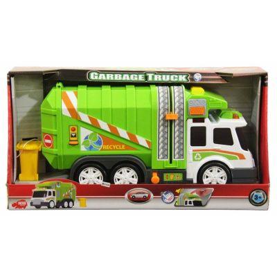 Dickie 203308357 Camion della Spazzatura