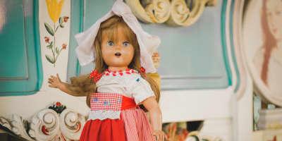 Bambole grandi e giganti per bambini