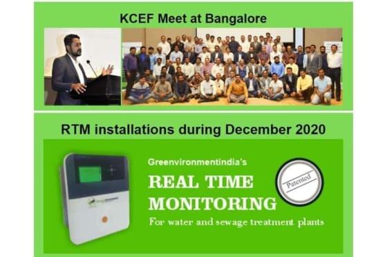 KCEF Meet at Bangalore