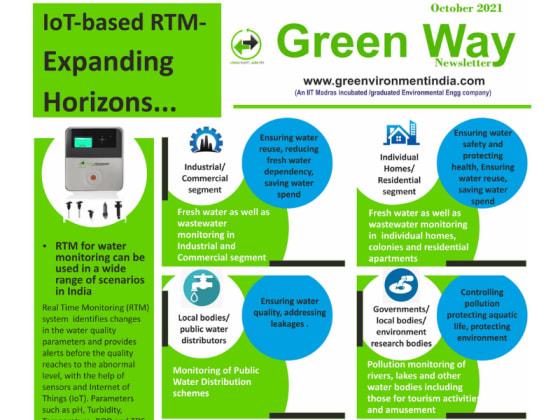 IoT based RTM – Expanding Horizons