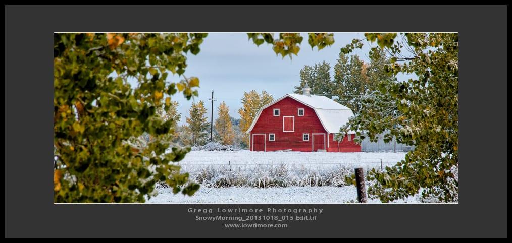 Snowy Morning 20131018 015