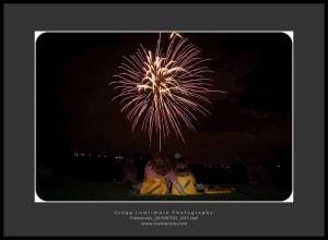 Fireworks with My Girls