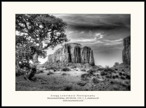 North Window, Monument Valley