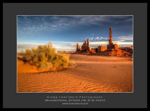 Totem Pole III © Gregg Lowrimore Photography