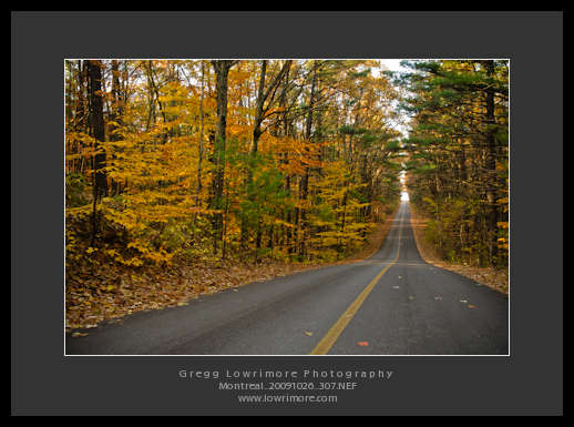 Road to No Where, Montreal, Fall of 2009
