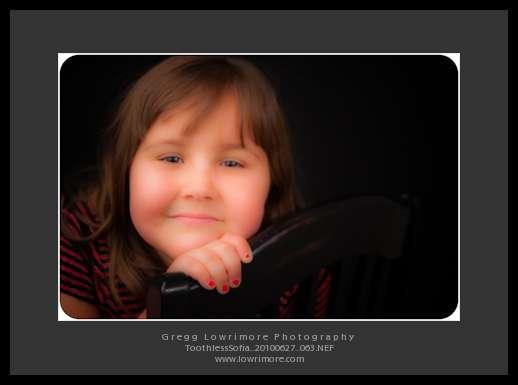 Toothless Sofia Smile