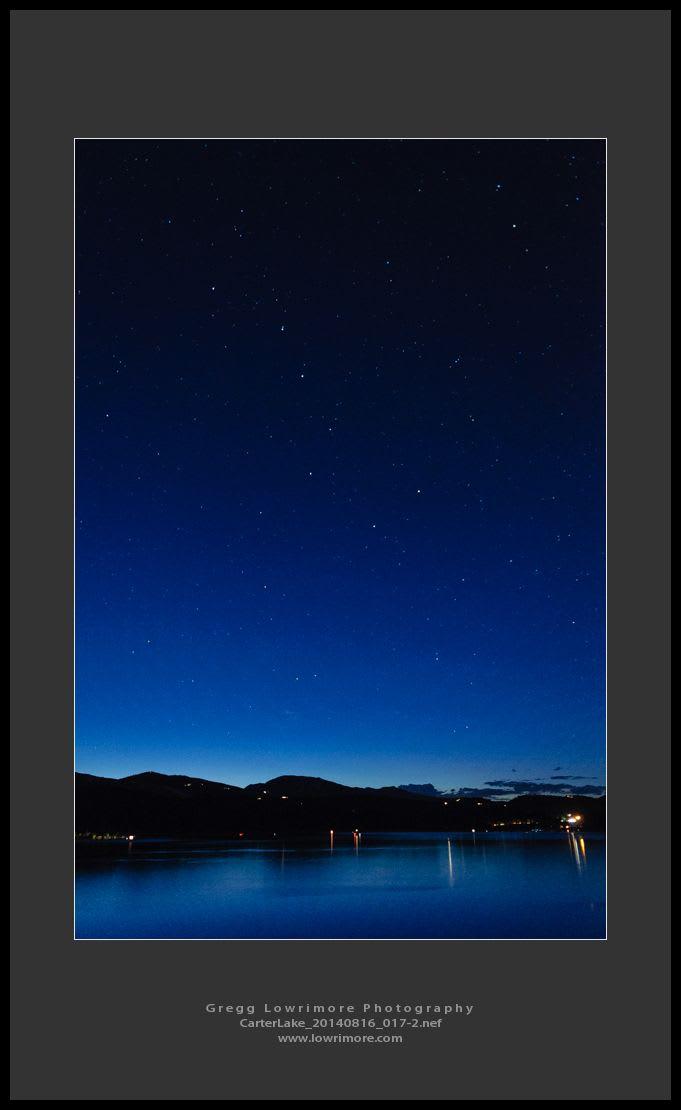 Carter Lake Sunset 20140816 017