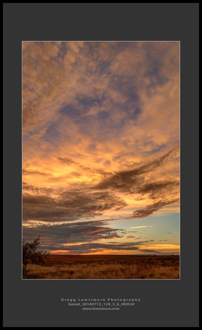Sunset 20140712 124_5_6 HDR