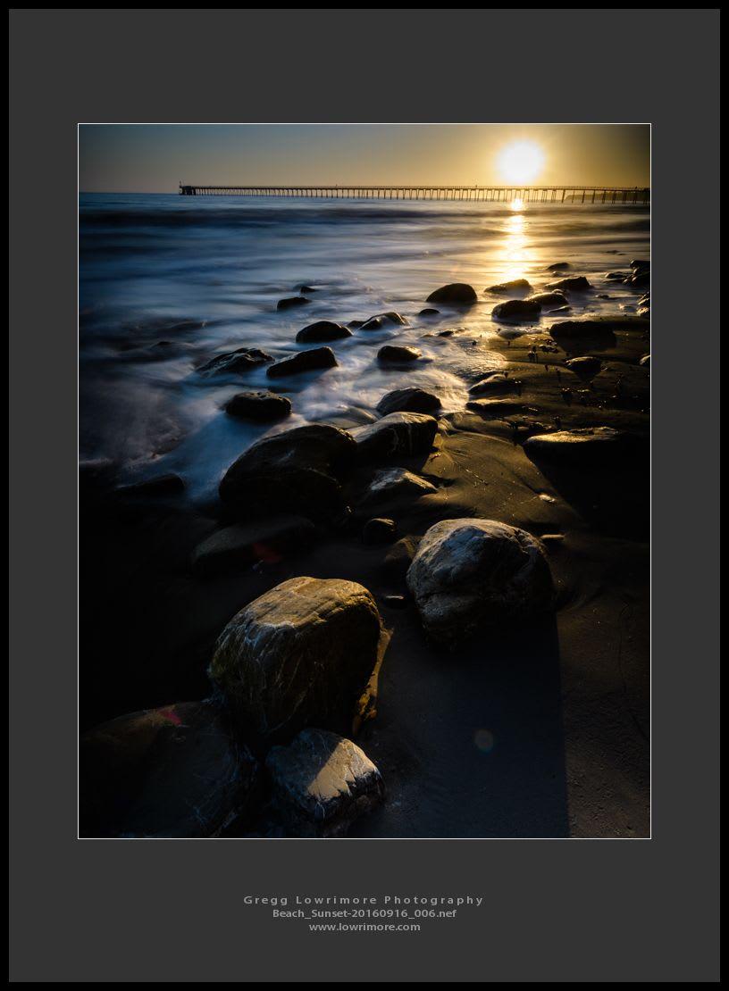 Beach Sunset 20160916 006