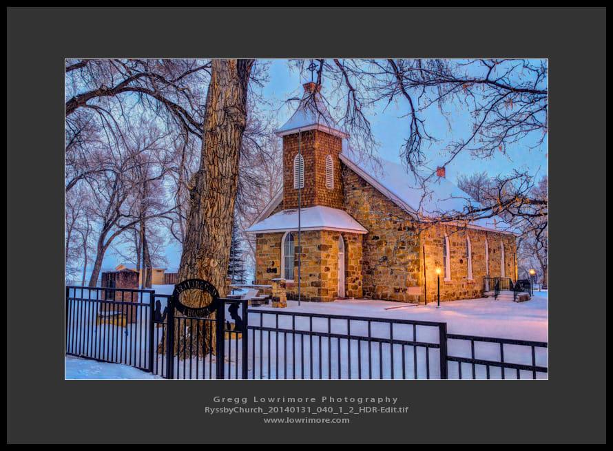 Ryssby Church 20140131 040_1_2_HDR (Edit)