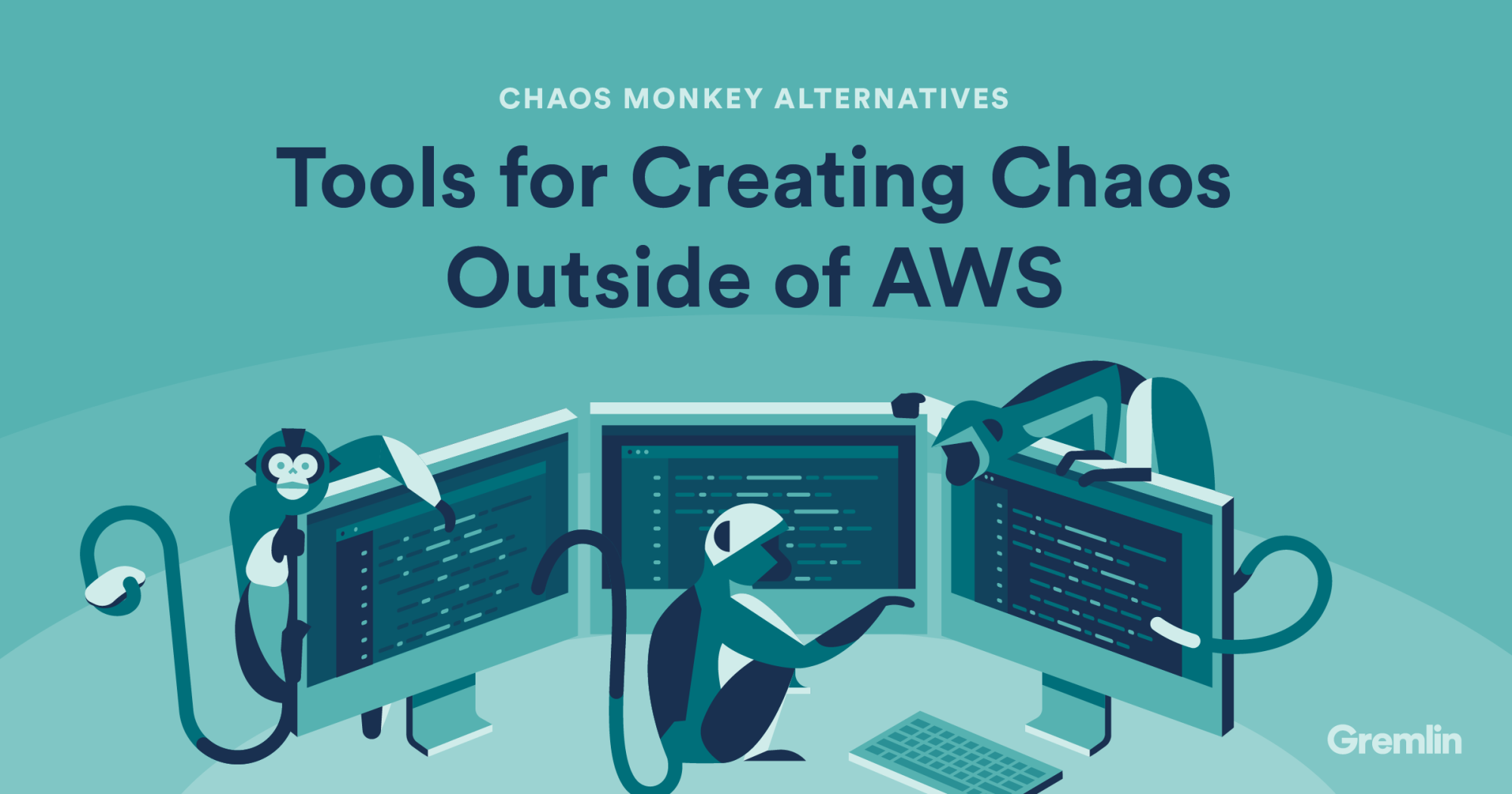 Chaos Monkey Alternatives for Docker Containers