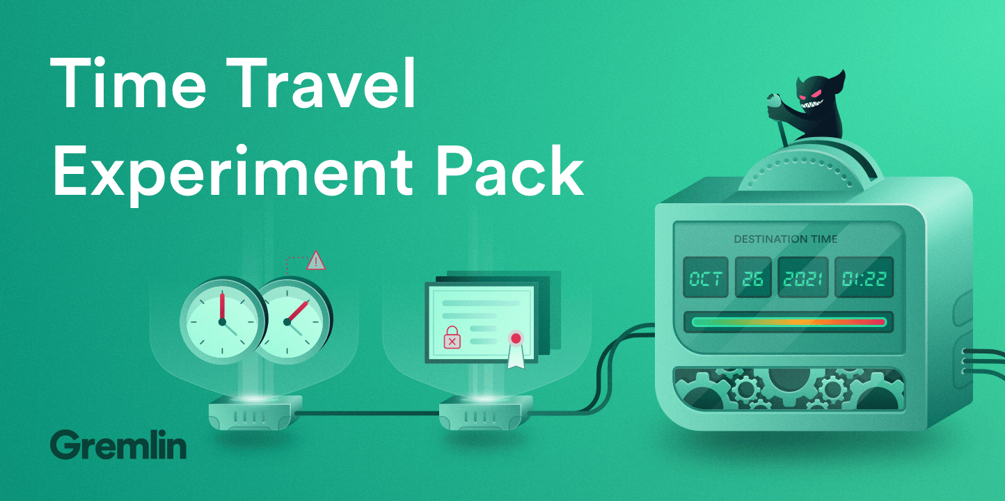 Time Travel Experiment Pack
