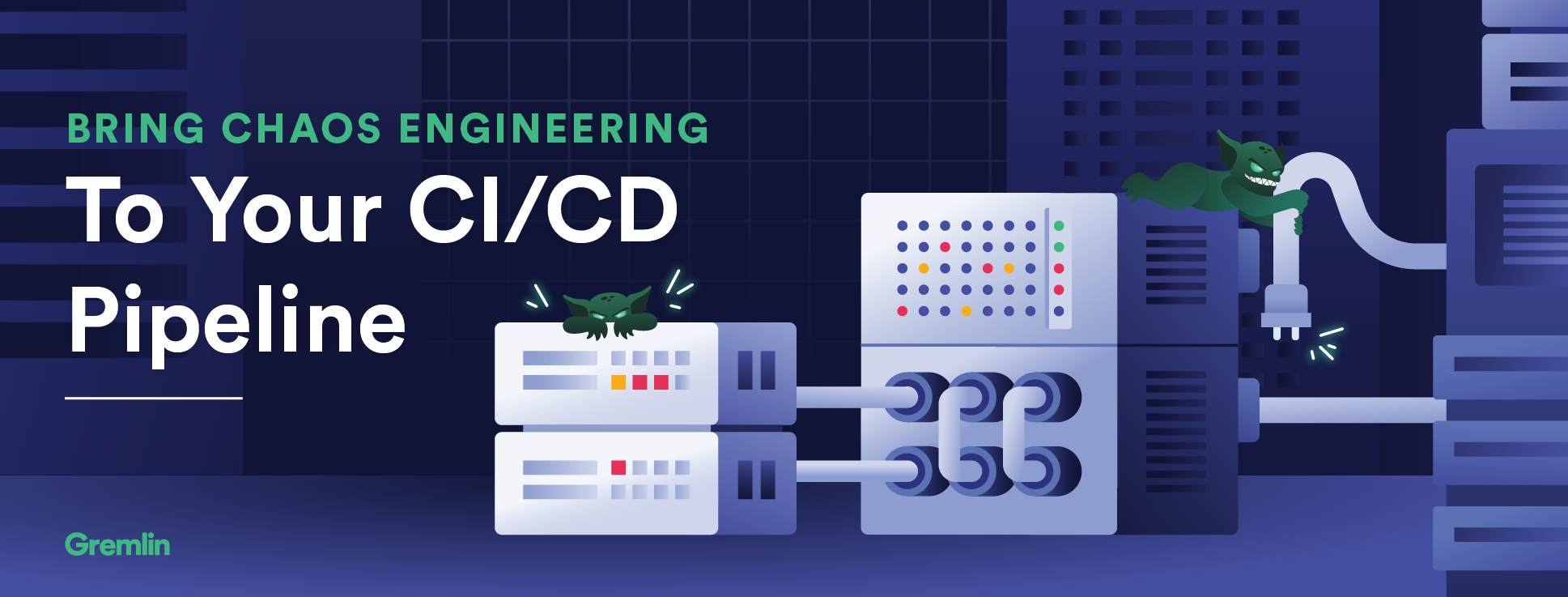 Bring Chaos Engineering to Your CI/CD Pipeline