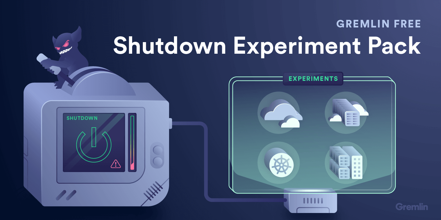 Shutdown Experiment Pack
