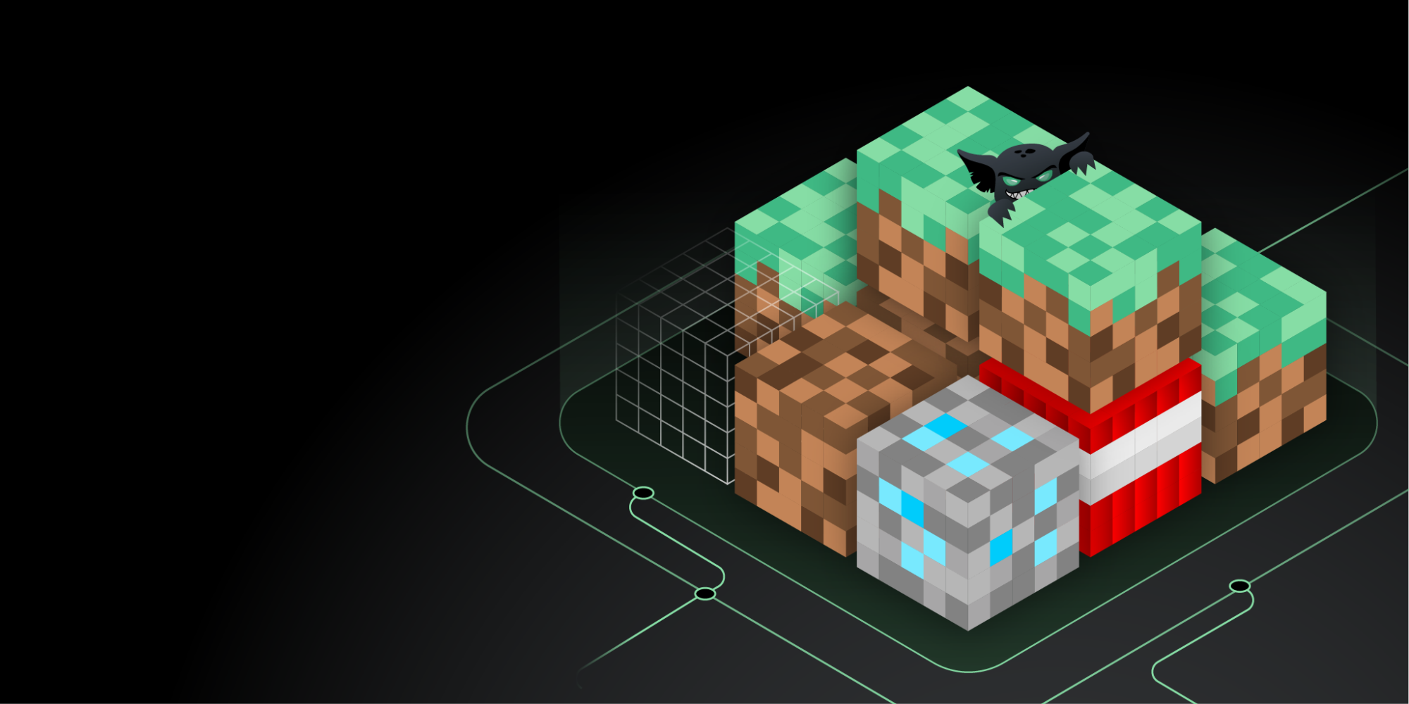 Chaos Engineering with Minecraft