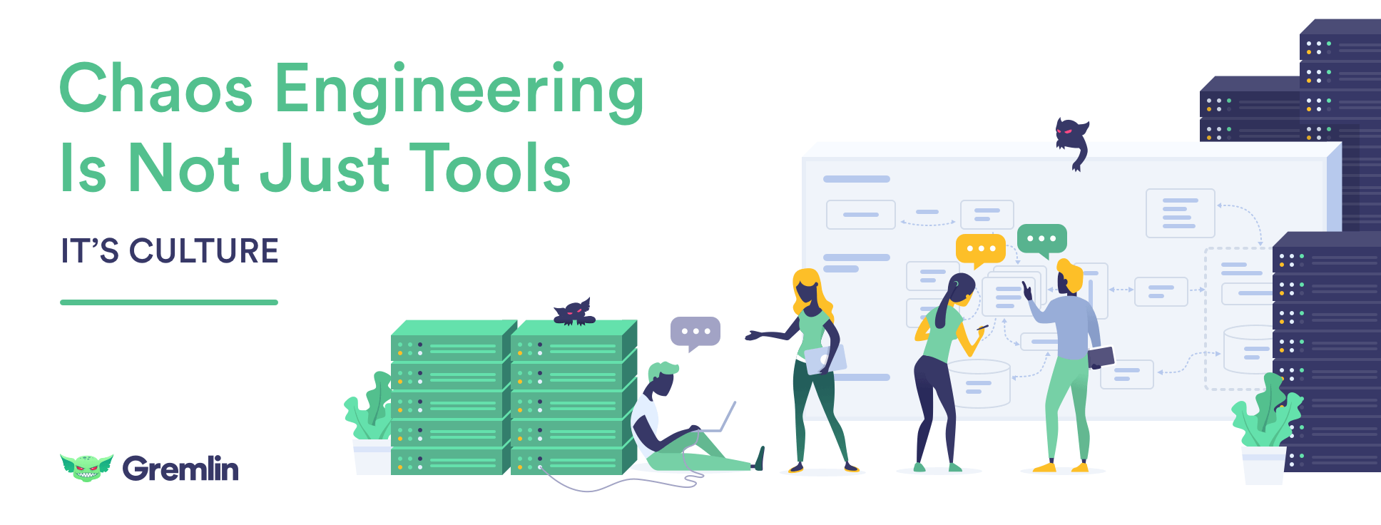Chaos Engineering is Not Just Tools—It's Culture