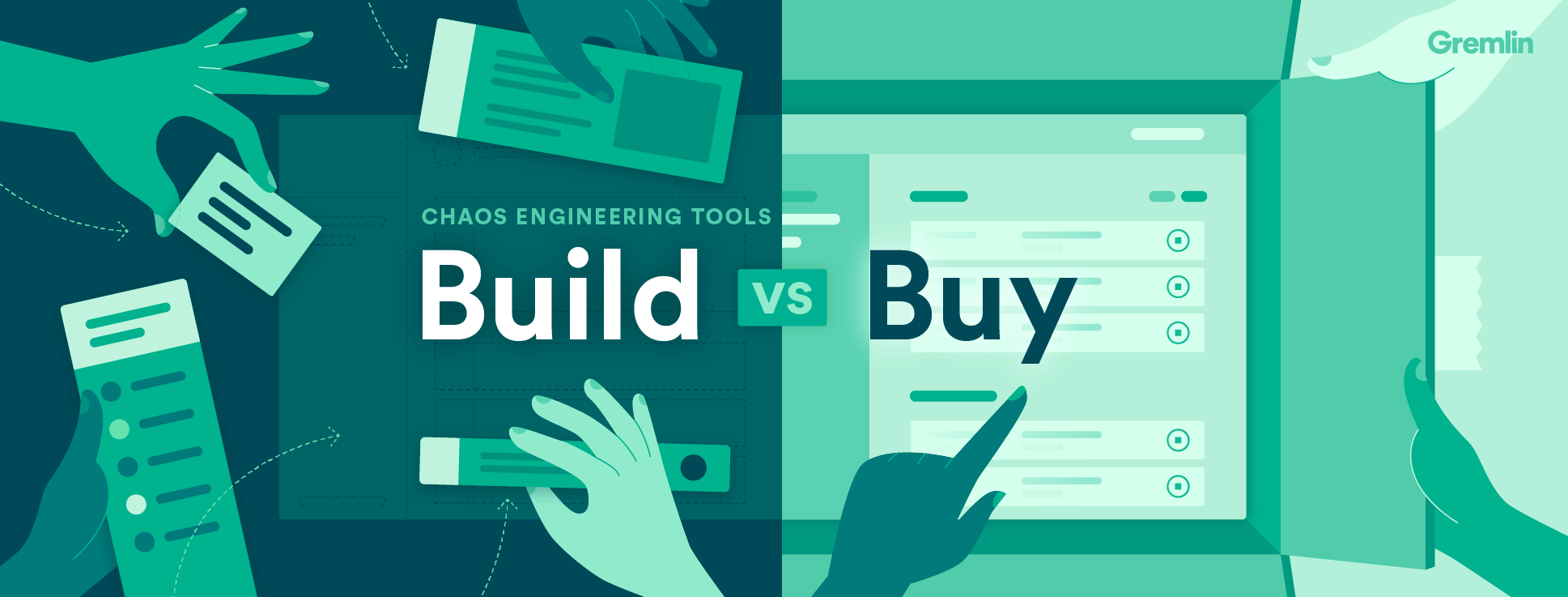 Chaos Engineering Tools: Build vs Buy