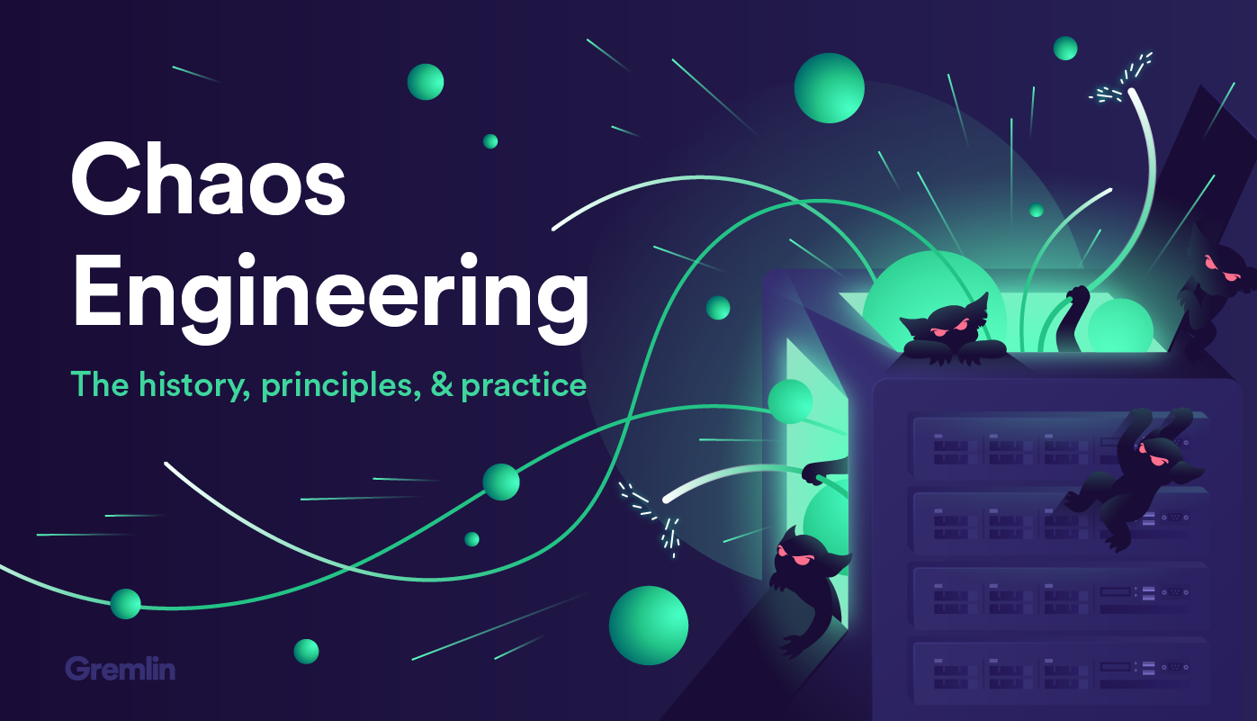 Chaos Engineering The History Principles And Practice