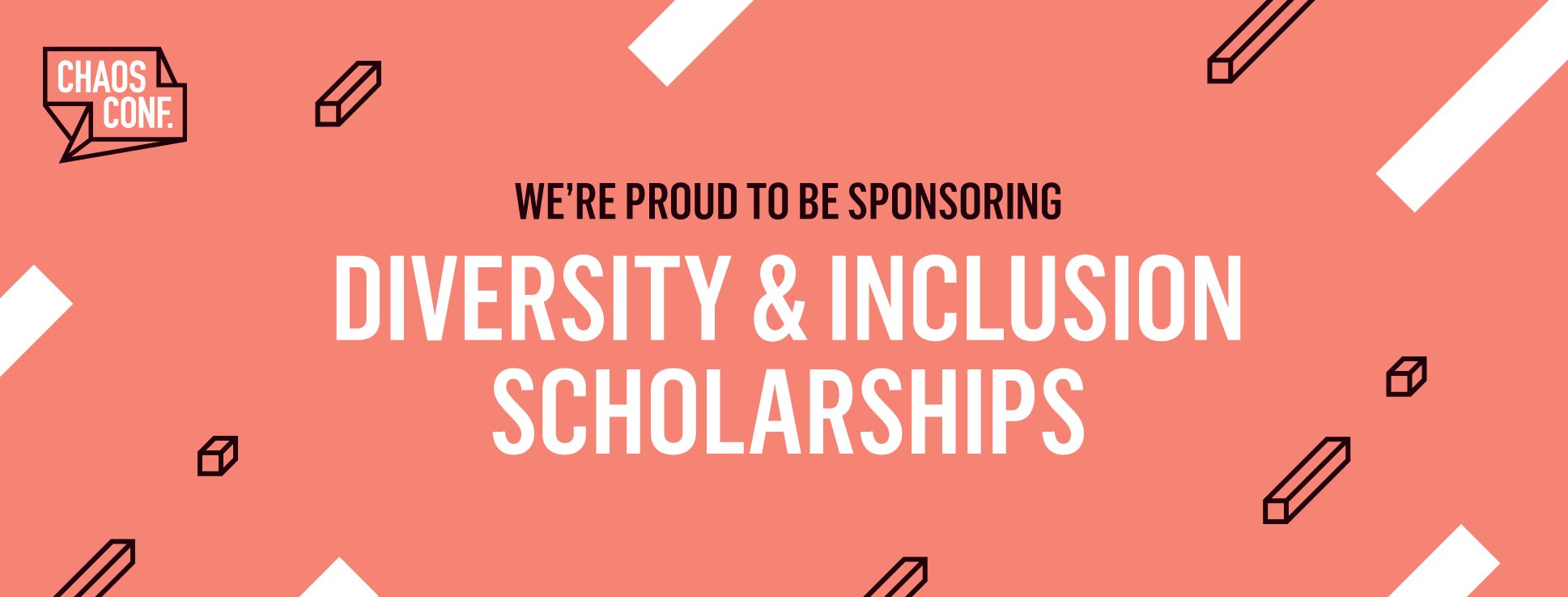 Diversity Sponsorship for Chaos Conf 2019!