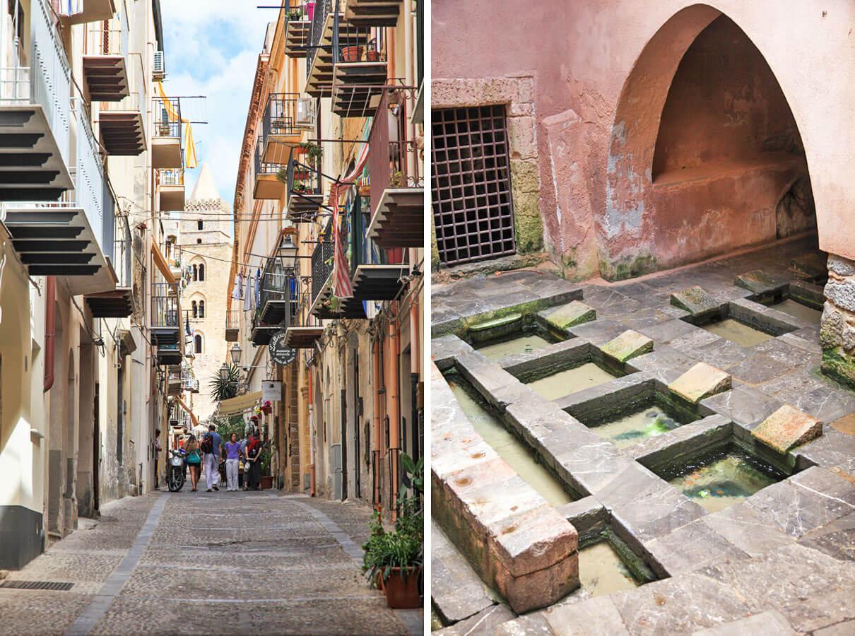 potovanje Sicilija