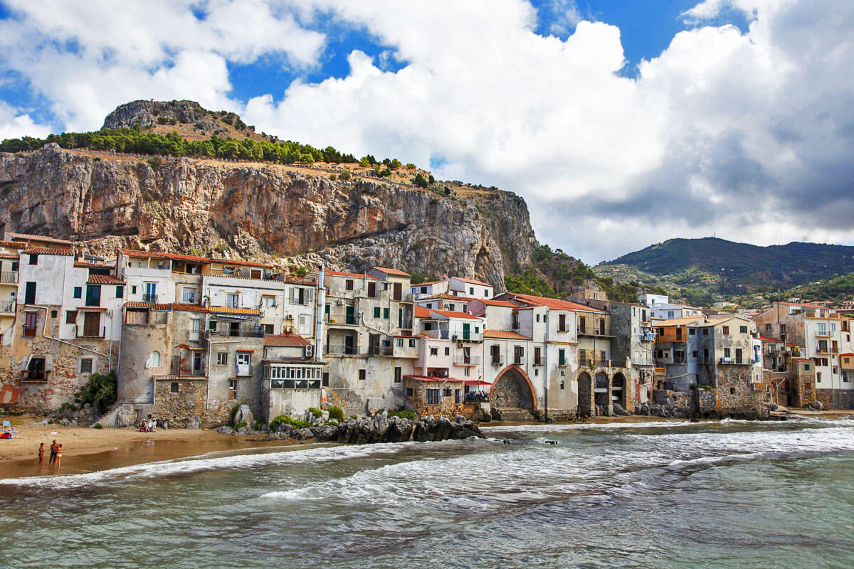 potovanje po Siciliji