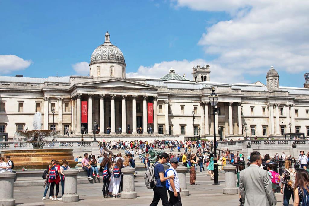 London Trafalgar's Square