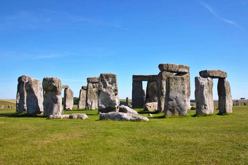 London Stonehenge