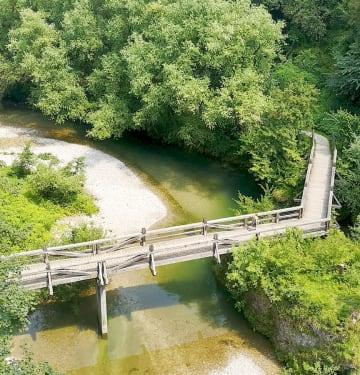 Kanjon reke Kokre Kranj