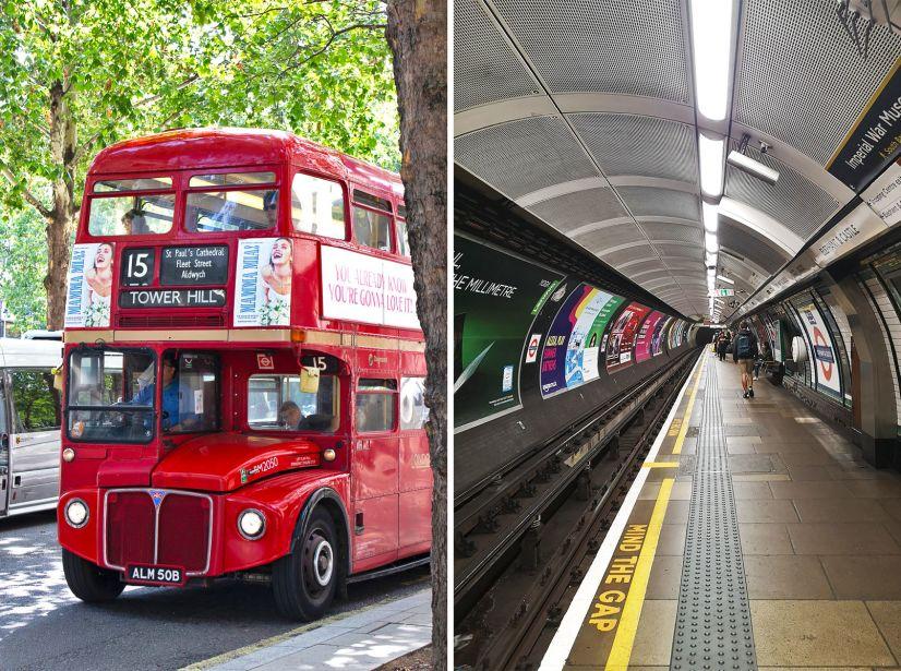 London javni prevoz