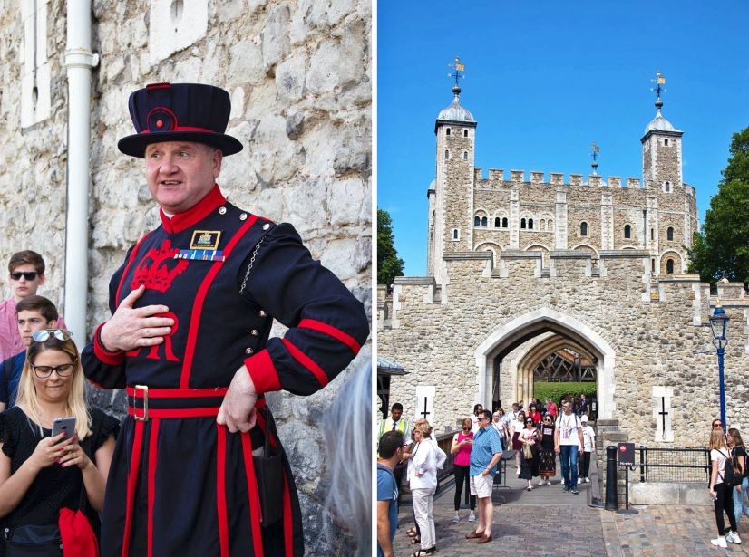 Tower of London, Beefeater