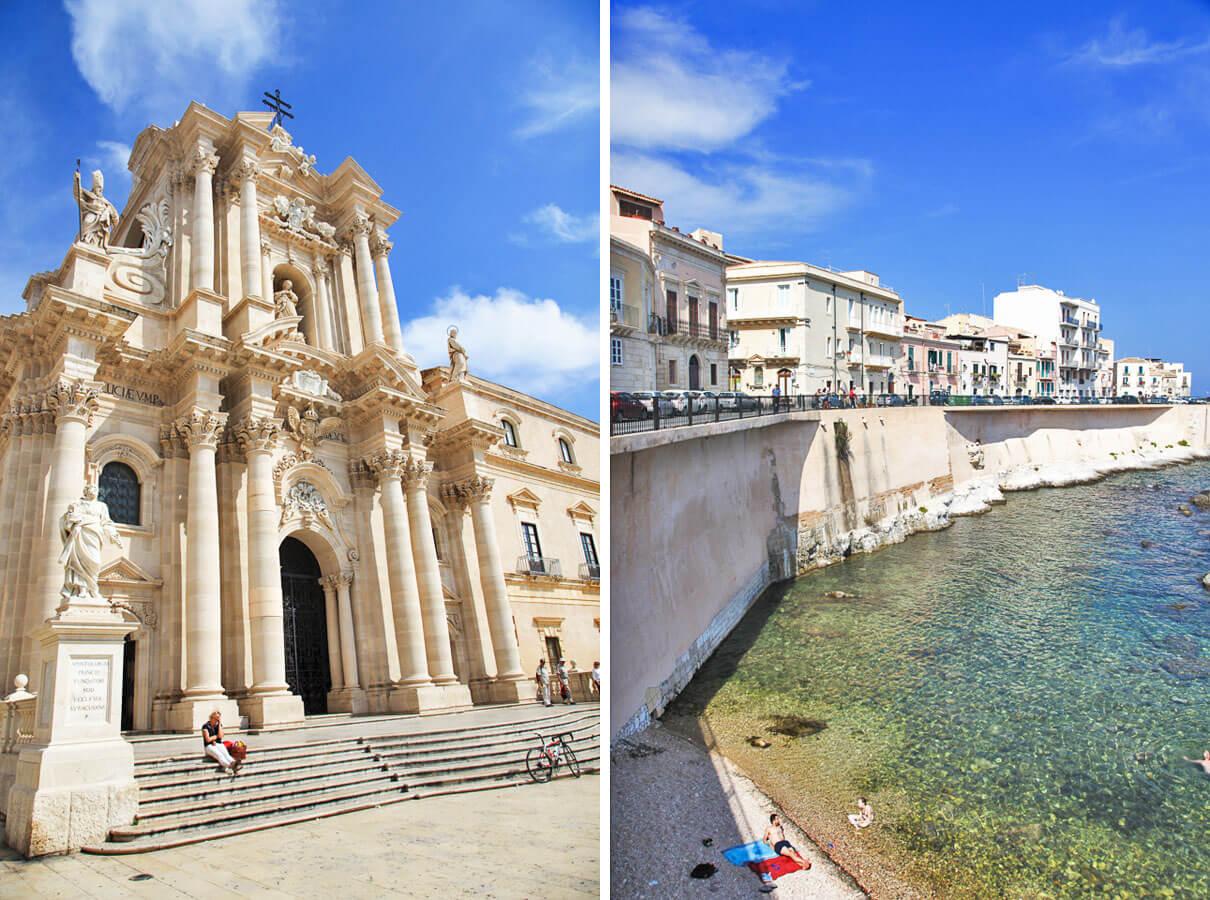 Sicilija potovanje