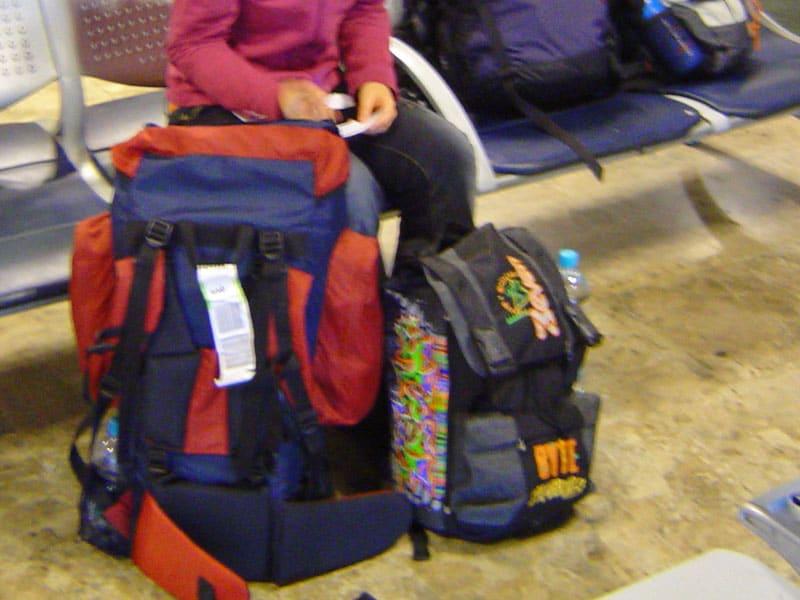 krama nahrbtnik potovanje maroko