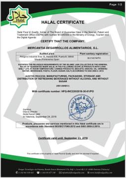 Certyfikat Halal