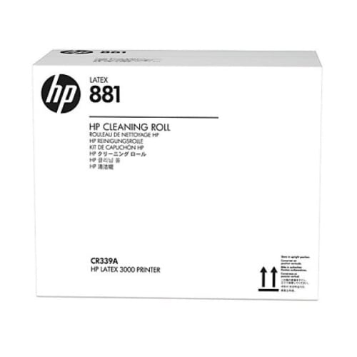 HP 881 Cleaning Roll
