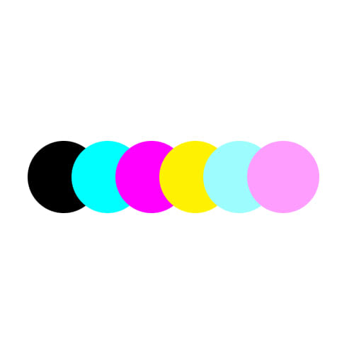 HP 794 UV Inks