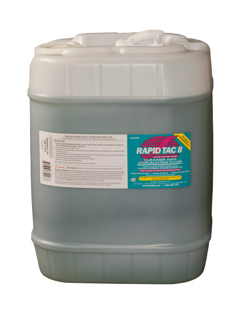 Rapid Tac II - 5 Gallon Bottle