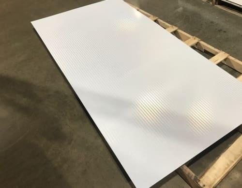 Aluminum Panels - Reflective