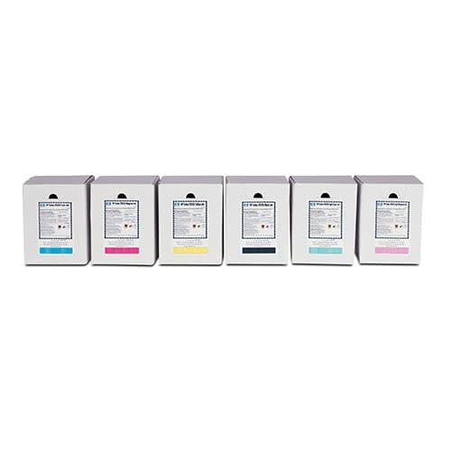 HP FB250 UV Inks