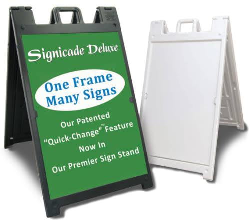 Plasticade Signicade® Deluxe