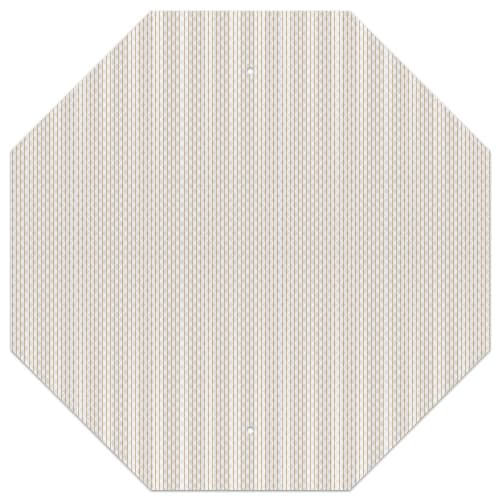 .080 Reflective Blanks HIP – Octagon