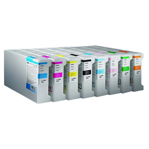 Epson UltraChrome GS Inks