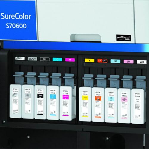 Epson UltraChrome GSX Inks