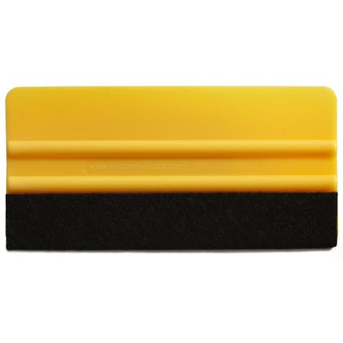 Felt Wrapped Squeegee